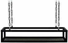 LHDQ Armoires Rack de Rangement de Montage au