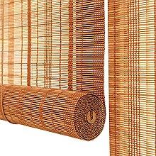 LHYZF Rouleau à Rideau de Bambou Blind Stores de