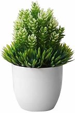 Lhzus Mini artificielle bonsaïs petit arbre en