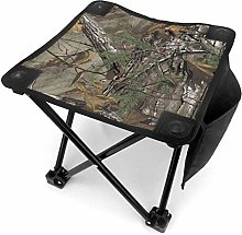 liang4268 Realtree Petit Tabouret de Camping