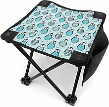 liang4268 Tabouret de Camping Penguins with