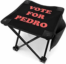 liang4268 Tabouret de Camping Vote for Pedro