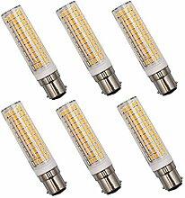 LIBAI BA15D Ampoule Maïs LED Dimmable 10w Base