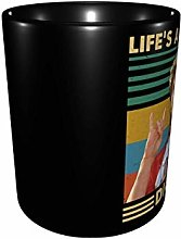 Life 'S A Garden Dig It Tasse de mode en