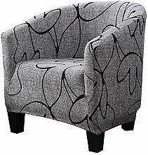 Lifemaison Housse de Fauteuil Crapaud Design