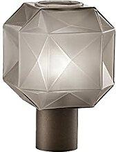 Lighfd E27 Lumière De Luxe En Marbre Lampe De