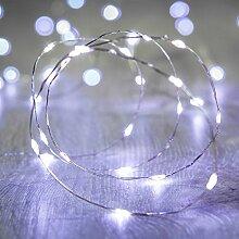 Lights4fun Guirlande Déco Lumineuse avec 100