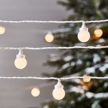 Lights4fun Guirlande Guinguette Extérieure