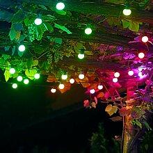 Lights4fun Guirlande Guinguette Twinkly de 10m