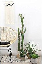 Ligne Déco | Cactus Artificiel géant | Plante