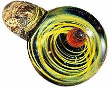 lijun Collier Boule de Galaxie Fait Main Univers