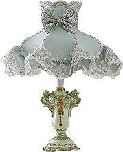 Lilac Fower Shop Lamp Résine Rose Blue