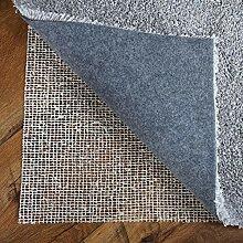LILENO HOME Sous-tapis antidérapant en toile de
