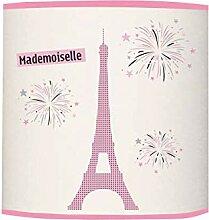LILI Pouce - Abat-Jour Melle Paris Tour Eiffel,