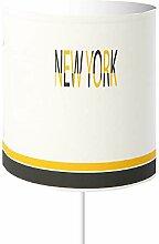 LILI Pouce - Abat-Jour New York, Multicolore,