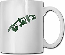 Lilly of The Valley Flowers Tasse à thé Cadeau