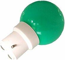 Limão - Lot de 12 ampoules LED B22 1,5W - 110