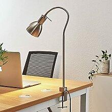 Lindby Lampe à pince 'Triska' (Moderne)