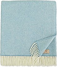 Linen & Cotton Chaude et Douce Grande Couverture