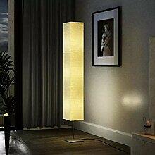 Lingjiushopping Lampe sur pied en papier 170 cm -