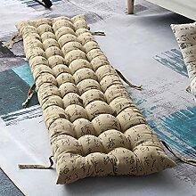 LINGXIYA Coussins confortables pour chaise longue