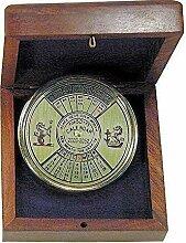 Linoows Calendrier Perpetuel, 50 Année Vieux