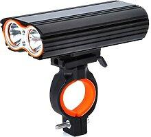 LINXHE Lumière de vélo, lumière de vélo USB