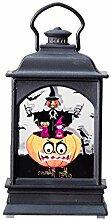 LIOOBO Halloween Lampe fantasmagorique modèle