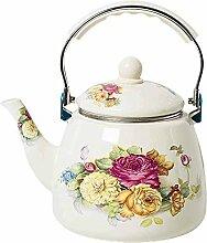 LIPENLI Épais émail bouilloire Teapot bouilloire