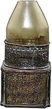 LISAQ Statue en cuivre Travail Manuel Chinois en