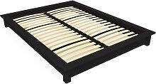 Lit futon Solido bois Massif - 2 places 140x200