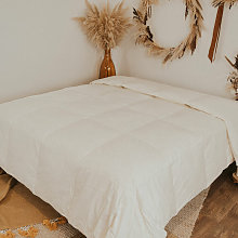 LITERIE | Couette Natura | Duvet & Plumes - Olympe