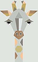Little Design Haus (Giraffe) 30 x 40cm Impression