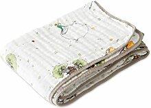 Little Unicorn   Cotton Muslin Quilt -