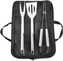 LITZEE Ensemble d'Outils De Barbecue, Kit