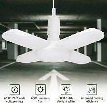 LITZEE LED Éclairage de garage - lampe