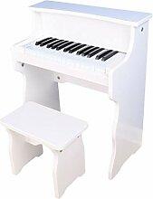 LIUFS-Clavier Piano Enfants Débutants en Bois