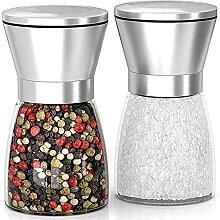 LIUM Moulin à Poivre ou Shaker de sel pour Chef