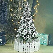 LIUTIAN Arbre de Noël artificiel arbre de neige