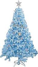 LIUTIAN Arbre de Noël artificiel bleu arbre