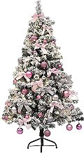 LIUTIAN Arbre de Noël artificiel pliant, arbre de