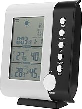 LIUTT Thermomètre LCD numérique-Station météo