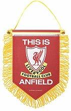 Liverpool FC Mini Fanion De Tia LFC Officiel