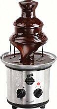 LIVOO DOM377 Fontaine à Chocolat, 3 étages, Vis