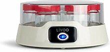 Livoo - Yaourtière DOP180
