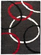 LIVY Tapis de couloir contemporain - 80x150 cm -