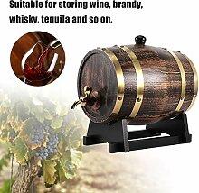 Liyeehao Baril de Brandy, conteneur de vin Baril