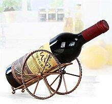 LIZANAN Étagère à vin à suspendre, étagère