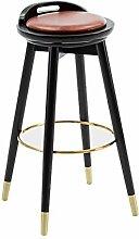 Ljings Chaises de bar modernes de hauteur du