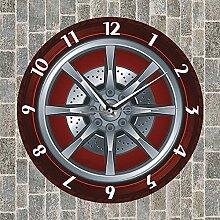 LJXX Horloge Murale, Horloge à Quartz Pendule